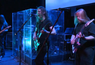 Unending – Live at the Promethean 29/11/2014